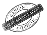 Genuine Meat Saver Paper